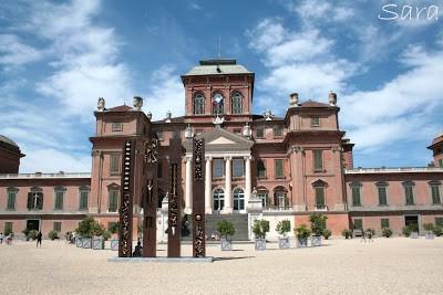 Scultura internazionale a Racconigi 2010: Presente ed esperienze del passato