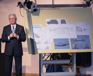 Laurea Magistrale ad Honorem in Architettura a Giorgetto Giugiaro