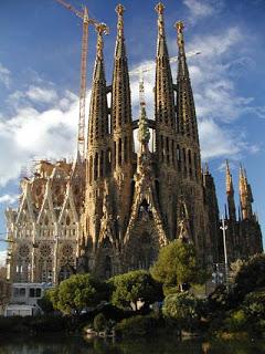 La Nuova Basilica di Barcellona