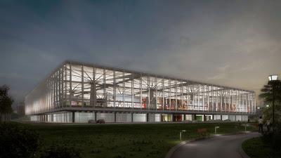 Il futuro di Palazzo del Lavoro