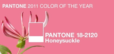 Color of the year 2011