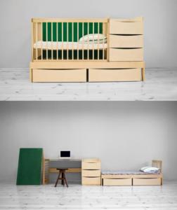 Mobili e accessori per bambini utili e originali