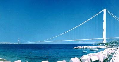La strada per il Ponte