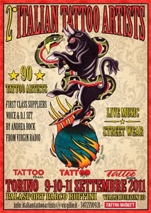 Italian Tatoo Artists