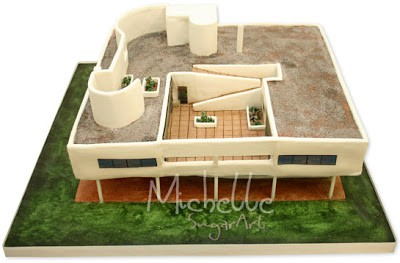 Cake and architecture