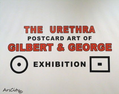 The Urethra Postcard Pictures of Gilbert & George