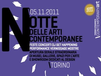 Week end d'arte contemporanea a Torino
