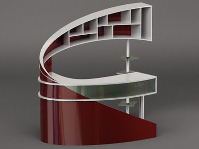 A a a bancone di design arscity for Bancone ikea