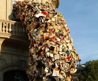Arredare con i libri