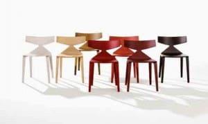 Anteprima Salone del Mobile 2012: sedie, sgabelli e divani di design