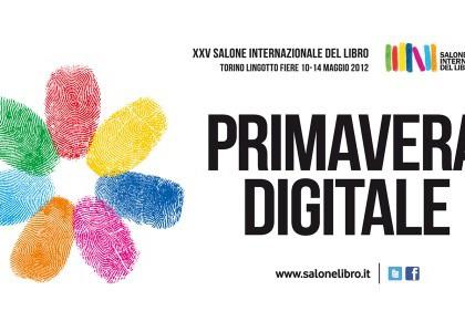 La Primavera Digitale al Salone del Libro