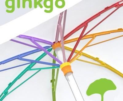 L'oggetto del desiderio della settimana:l'ombrello Ginkgo