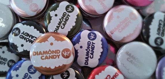 L'oggetto del desiderio della settimana:Diamond candy
