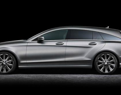 Mercedes CLS Shooting Brake - La forma è sostanza
