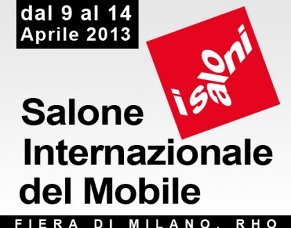 Salone Internazionale del Mobile:new seatings