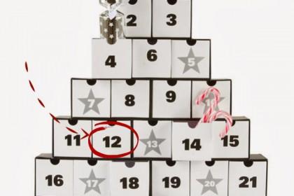 Il calendario dell'avvento:12 dicembre
