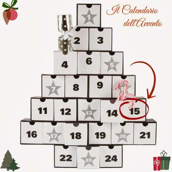Il calendario dell'avvento:15 dicembre