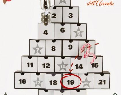 Il calendario dell'avvento:19 dicembre