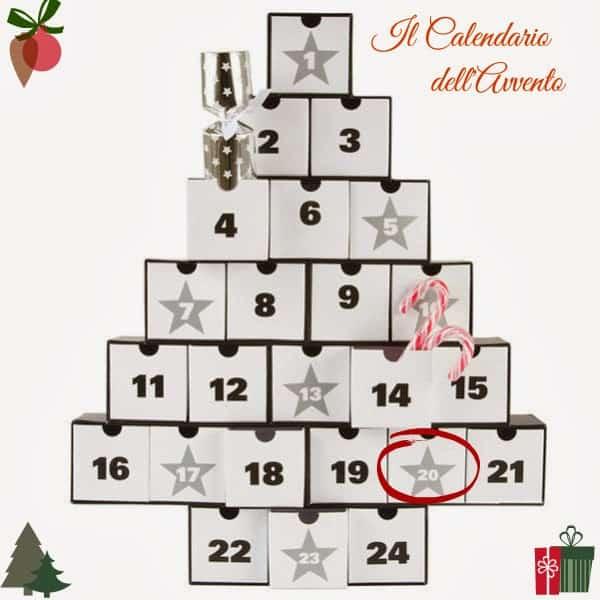 Il calendario dell'avvento:20 dicembre