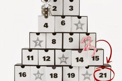 Il calendario dell'avvento:21 dicembre