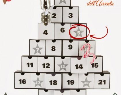 Il calendario dell'avvento:5 dicembre