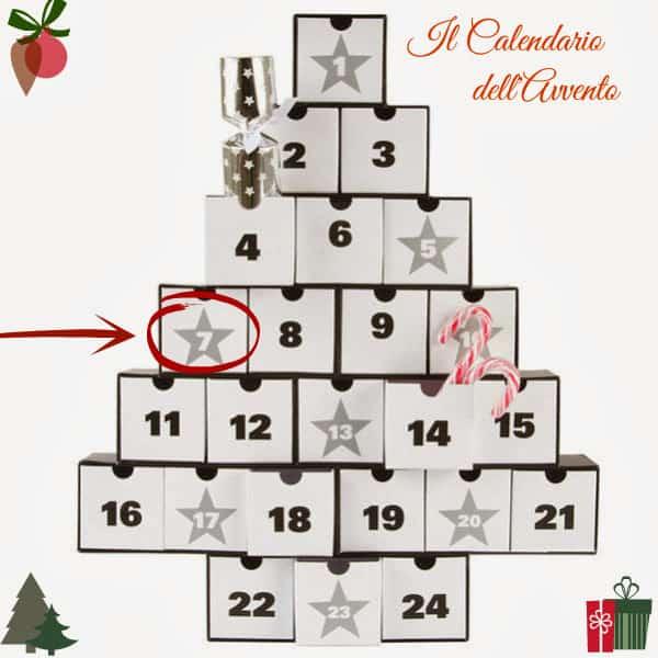 Il calendario dell'avvento:7 dicembre