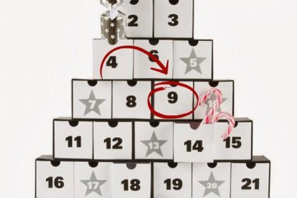 Il calendario dell'avvento:9 dicembre