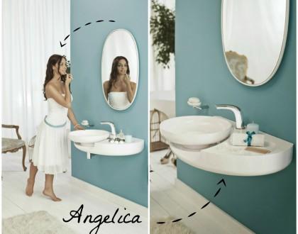 Una Beauty Area personale:Angelica