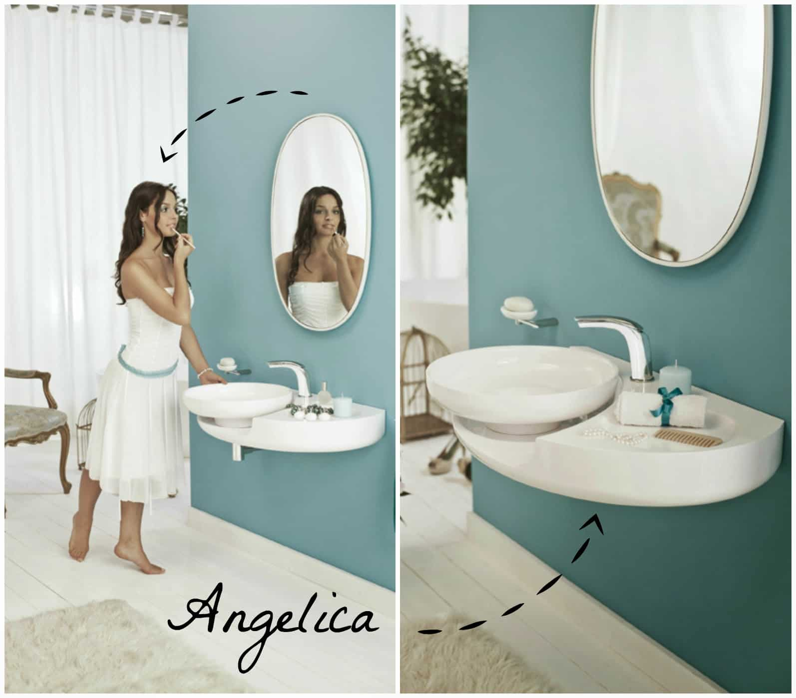 Una Beauty Area personale:Angelica