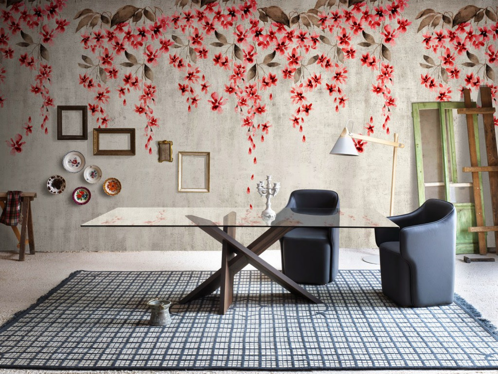 London art wallpaper arscity for Carta parati prezzi