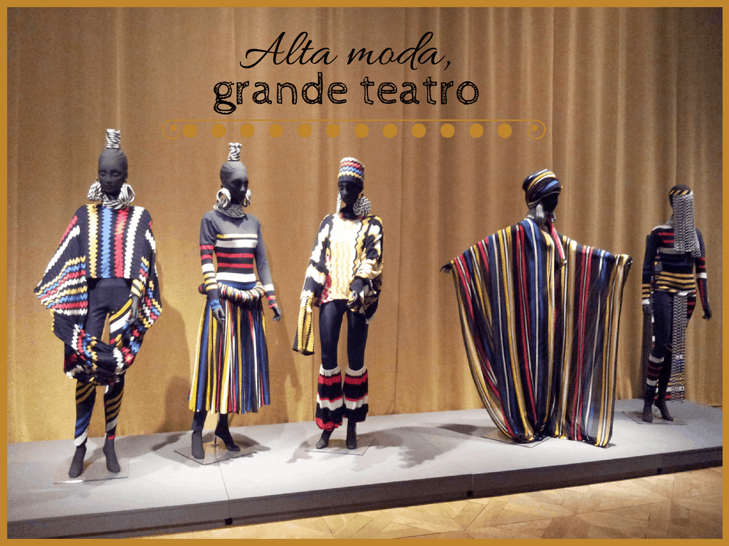 Alta Moda, Grande Teatro