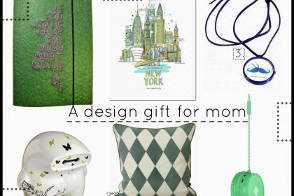 Mother's day:idee regalo di design low cost