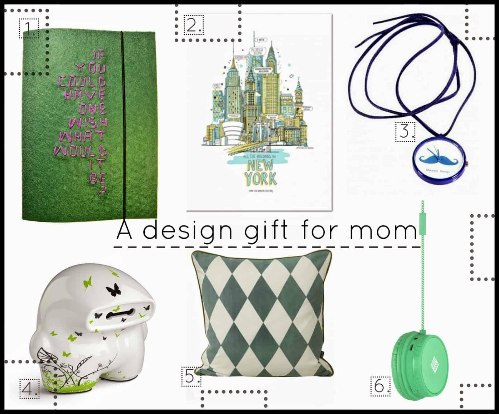 Mother 39 s day idee regalo di design low cost arscity for Siti di oggetti in regalo