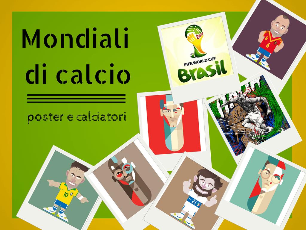 Mondiali 2014:i calciatori