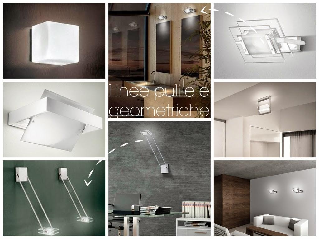 Illuminazione Di Un Corridoio : Luci di design per le pareti arscity