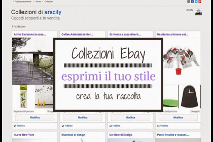 Esprimi il tuo stile con le collezioni eBay
