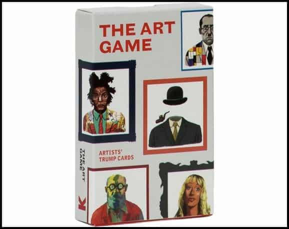 L'oggetto del desiderio della settimana:The Art Game