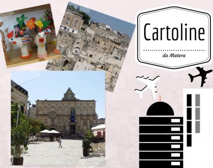 Cartoline dall'Italia:Matera