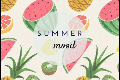 Design Time #6:summer mood