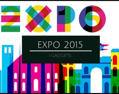 Expo 2015: i gadgets