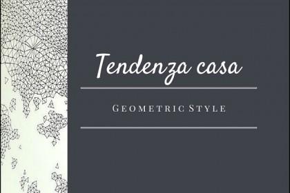 Tendenze 2016:geometric style