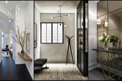Arredare la casa:ingresso e corridoi
