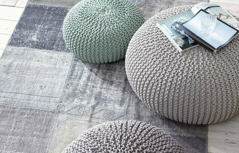 Pouf tra Coccole e Design