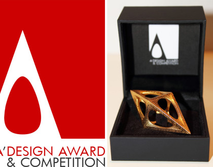 A' Design Award and Competition: i vincitori