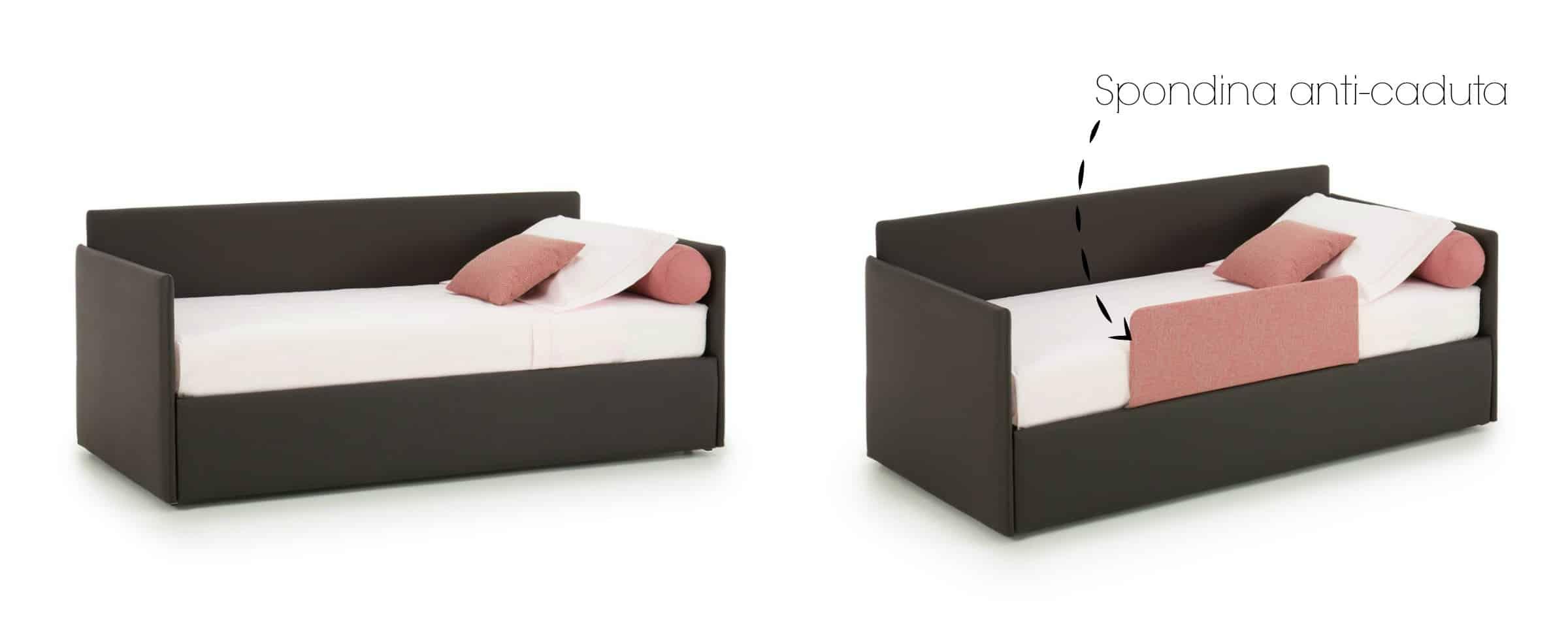Trendy letto singolo per bambini ikea vovell idee scala pietra with letto singolo per bambini for Decori per camerette neonati