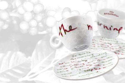 L'oggetto del desiderio della settimana:le tazzine Illy di Alanis Morissette