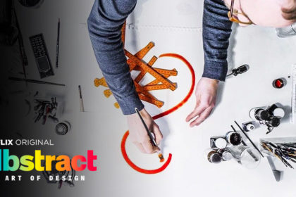 Abstract il documentario per gli amanti del design