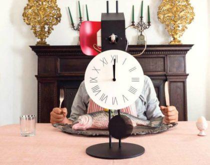 Cambia l'orario e io cambio l'orologio