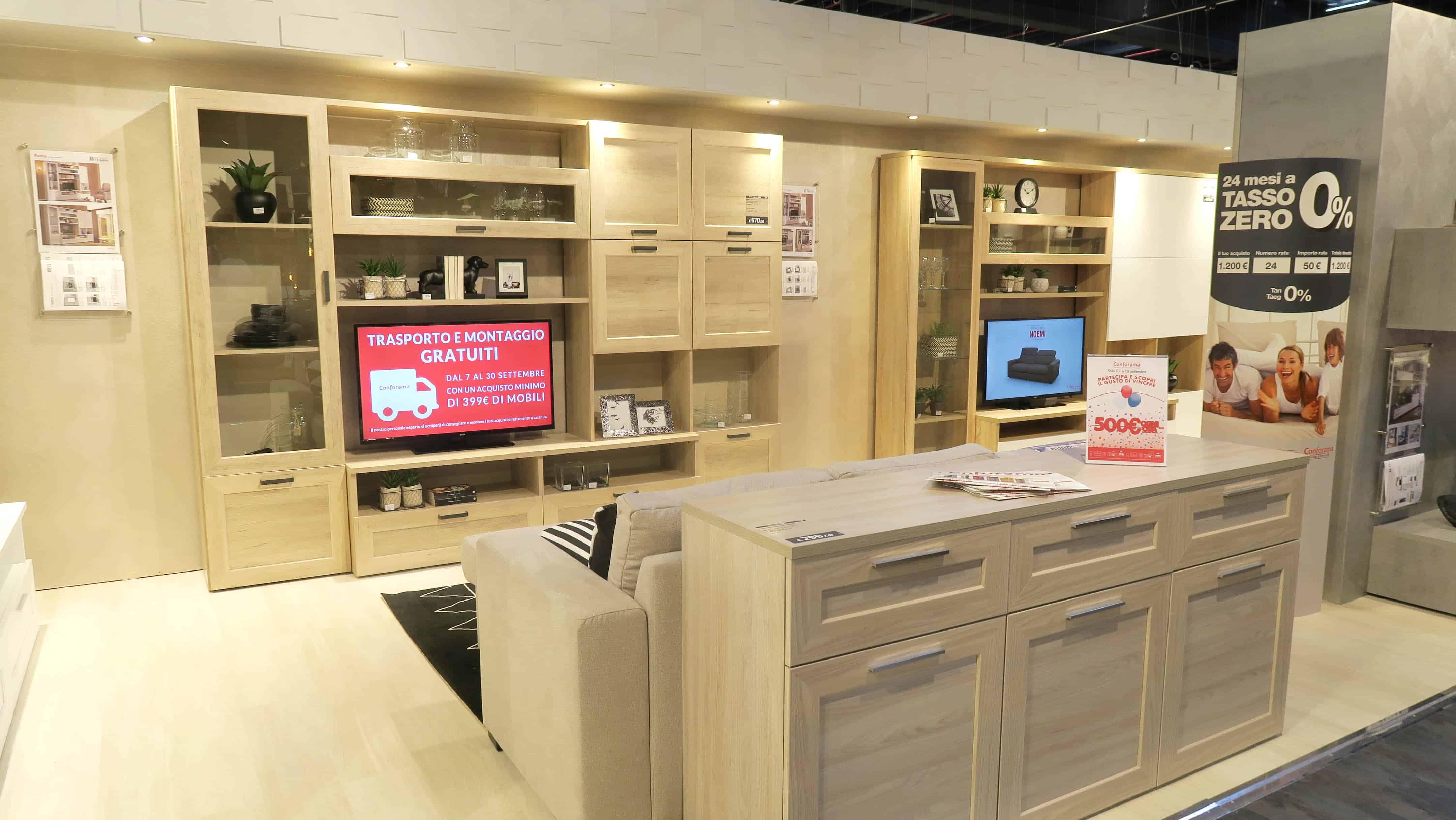 Conforama Arredamento Completo.Nuovi Shops Di Arredamento Il Punto Vendita Conforama A