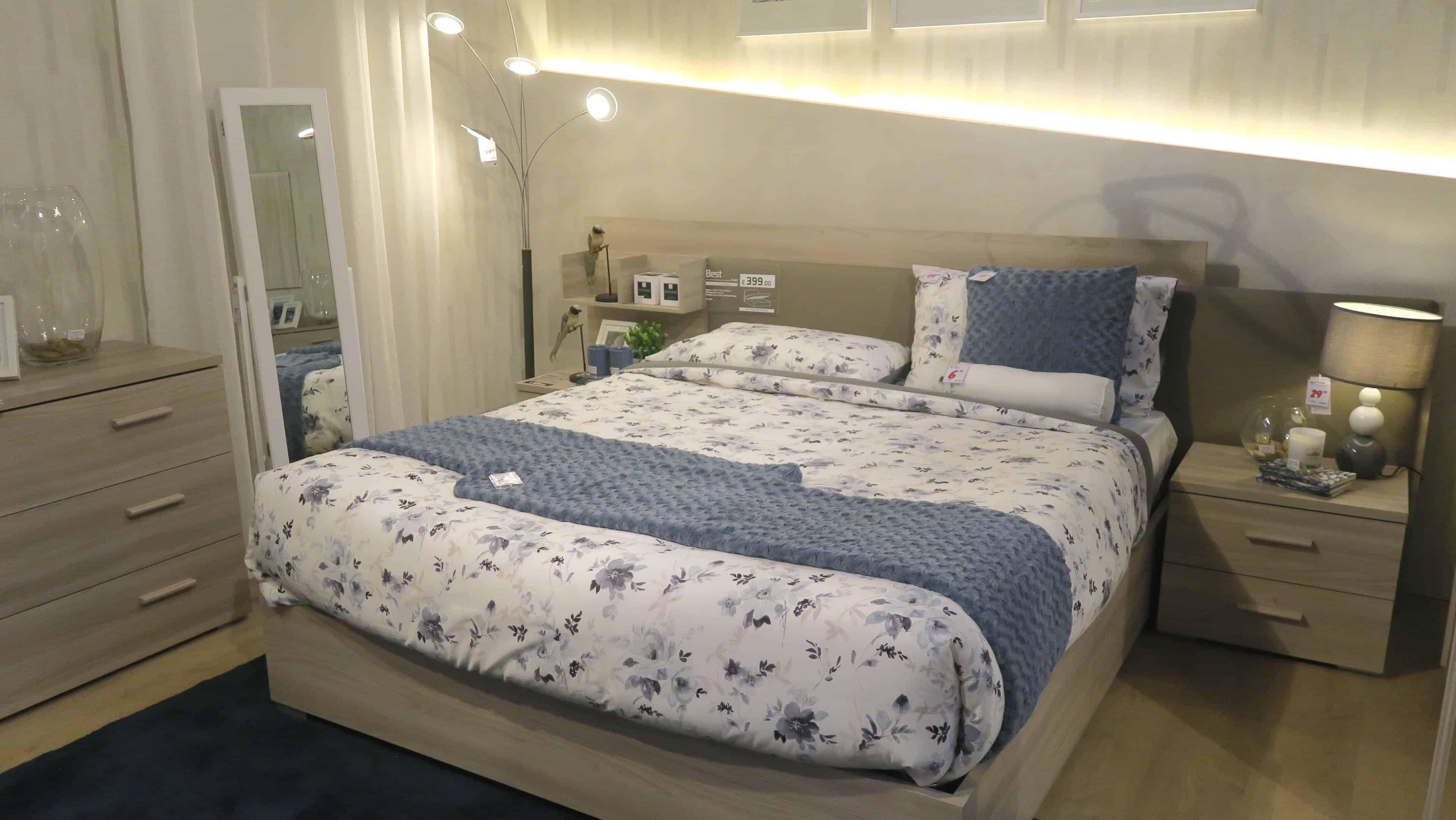 Camere da letto conforama conforama mobili camere da letto camera da letto rovere sbiancato - Conforama mobili ...